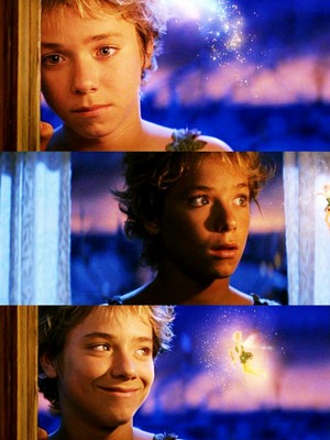 Jeremy Sumpter as Peter Pan