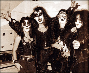 Kiss ~Los Angeles, California...February 21, 1974 ABC in concert