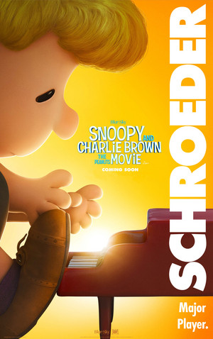 Movie Poster: Schroeder