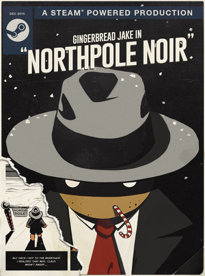 Northpole Noir: Cover