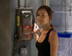 Olivia Wilde as Zoe in 'The Lazarus Effect'