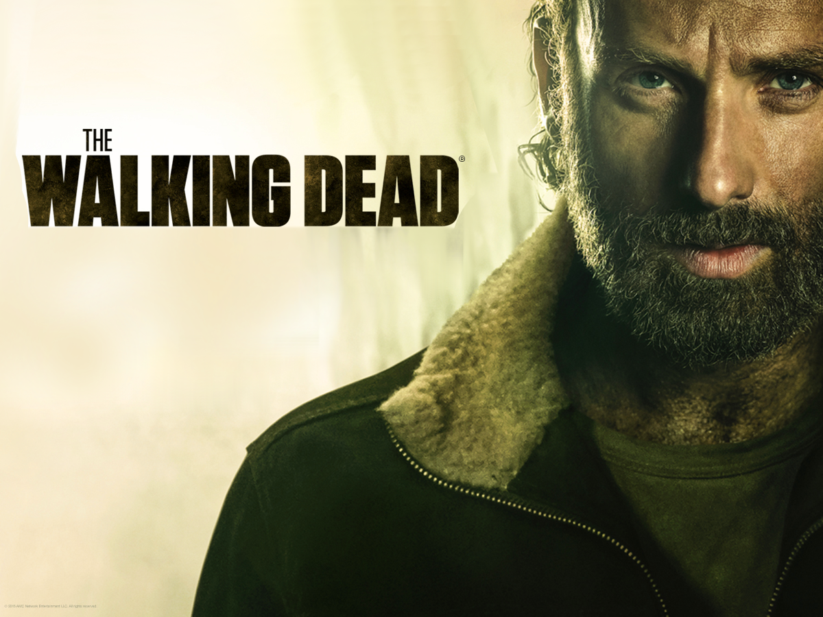 Rick Grimes The Walking Dead Wallpaper 39175238 Fanpop