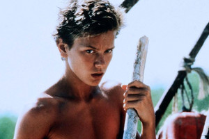 River Phoenix as Charlie Fox in The Mosquito Coast