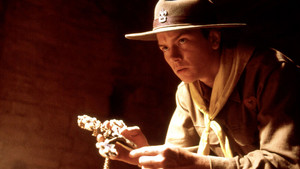 River Phoenix as Young Indy in Indiana Jones and the Last Crusade