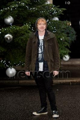 Rupert at Starlight Charity Christmas Party