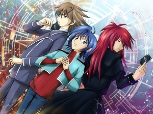 Season 1 Cardfight Vanguard!!