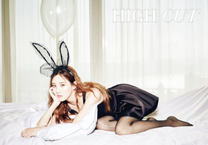 Seohyun @ High Cut Magazine