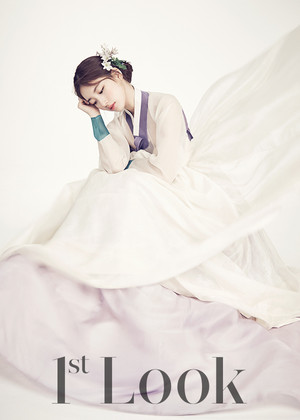Suzy for 1st Look