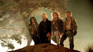 The Lost Boys - Dwayne, David, Paul and Marko