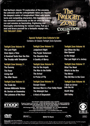 The Twilight Zone - Collection 2