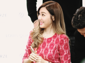 Tiffany @ Fansign Event