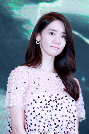 Yoona @ 'Please Contact Me' Press Conference