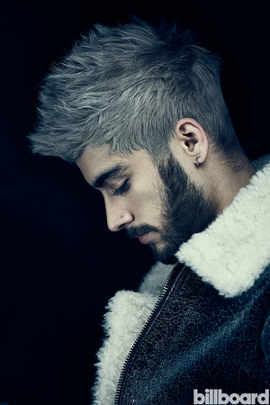 Zayn for Billboard