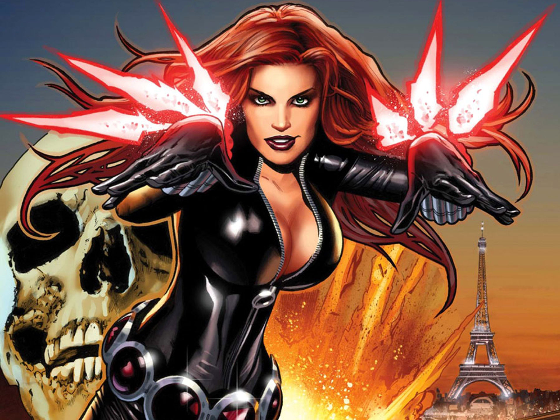 Marvel hot girls From Black Widow To Tigra The 20 Strongest Female Marvel Superheroes 473240 Hot Game And Movie And Ect Characters Photo 39175846 Fanpop