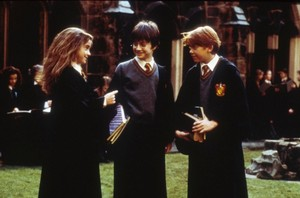 Harry Potter and the Philosopher's Stone Promotional Stills