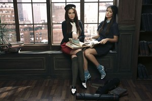 004  Liza Soberano and Bea Alonzo Kashieca Back To School