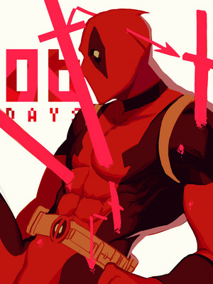 20 Days of Deadpool | jour 6