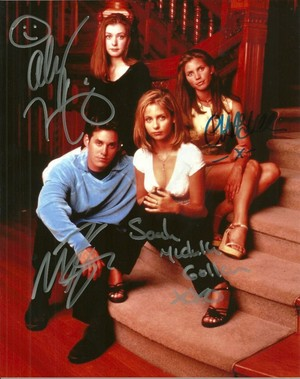 BTVS - signed photo ♥
