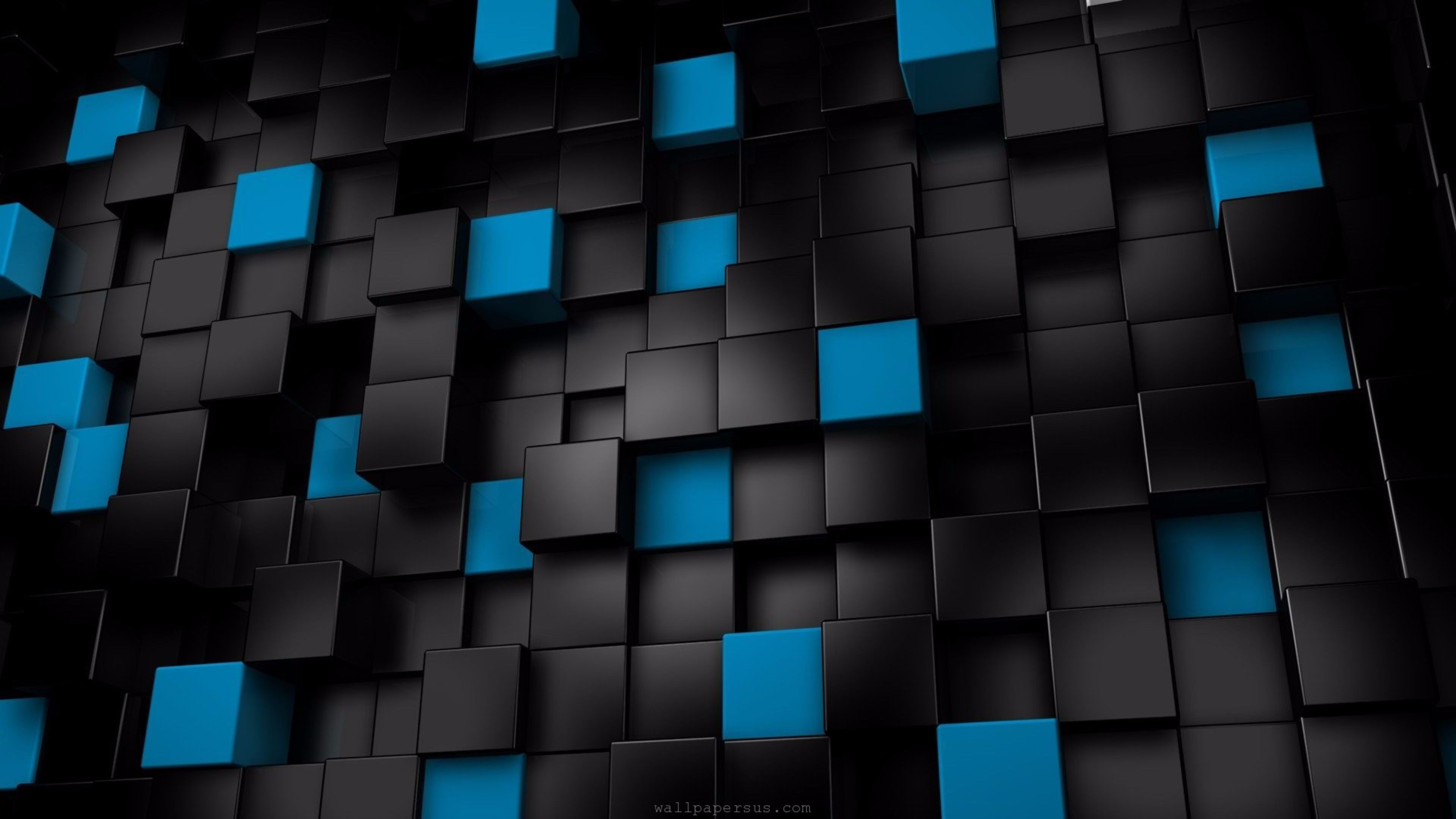 Black And Blue 3d 4k 壁紙 アルファベット 写真 ファンポップ Page 13