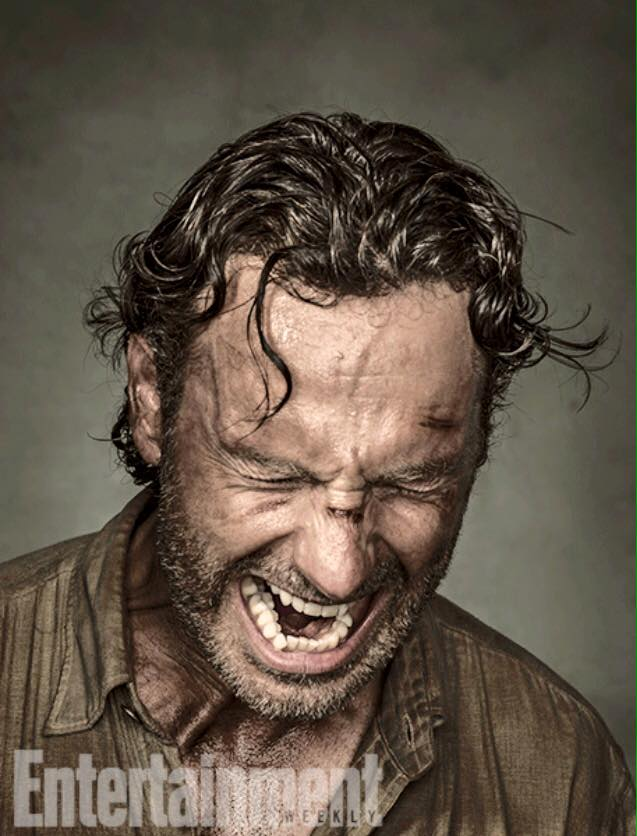 Entertainment Weekly Portraits ~ Rick Grimes