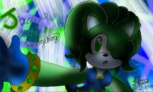Jade the Hedgehog