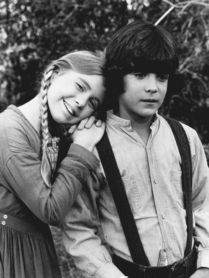 "Katy Kurtzman and Matthew Laborteaux in ""I Remember, I Remember"" (1978)"