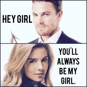 Olicity Pick-Up Lines