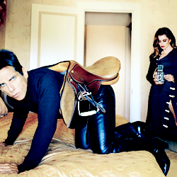 Penelope Cruz and Derek Zoolander