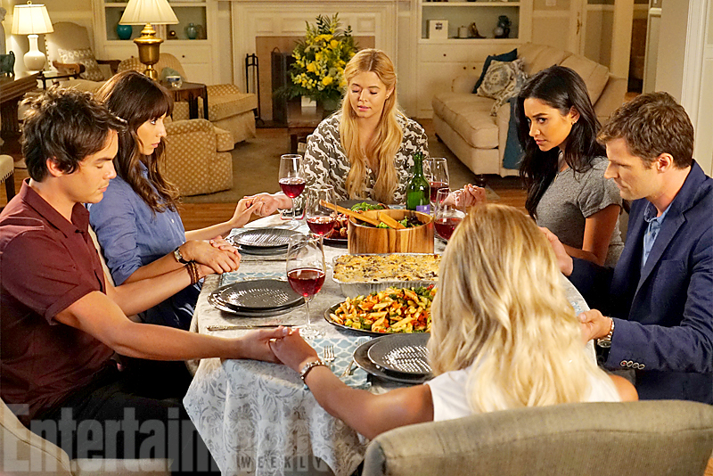 Pretty Little Liars Charlotte s Web 6x12 promotional picture pretty little liars tv show 39216184 80