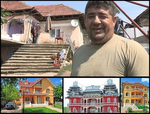 Romanian man IN BENEFITS HELPED BUILD MY HOUSE' - ROMANIAN MIGRANT BOASTS HANDOUTS FROM THE UK HAV