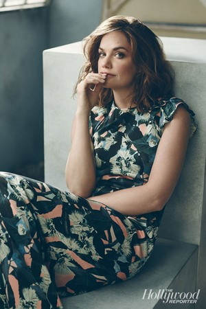 Ruth Wilson// The Hollywood Reporter