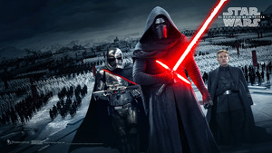 estrella Wars: The Force Awakens