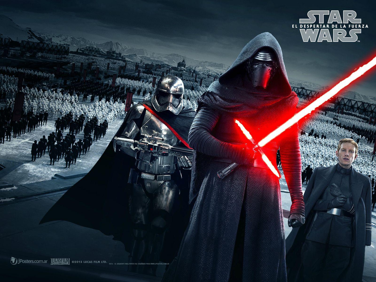 Star Wars The Force Awakens Star Wars Wallpaper 39209177 Fanpop