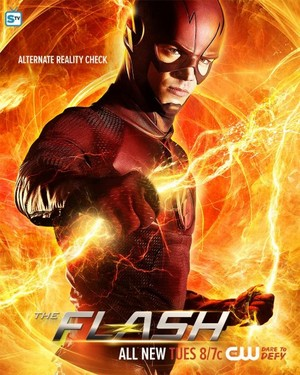 The Flash - Season 2 - New Poster
