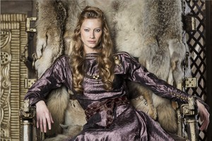 Vikings Aslaug Season 4 Official Picture