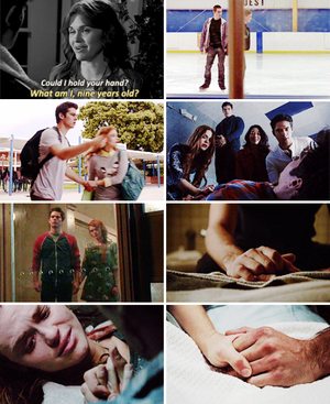 """It's you, Lydia. It's you."""