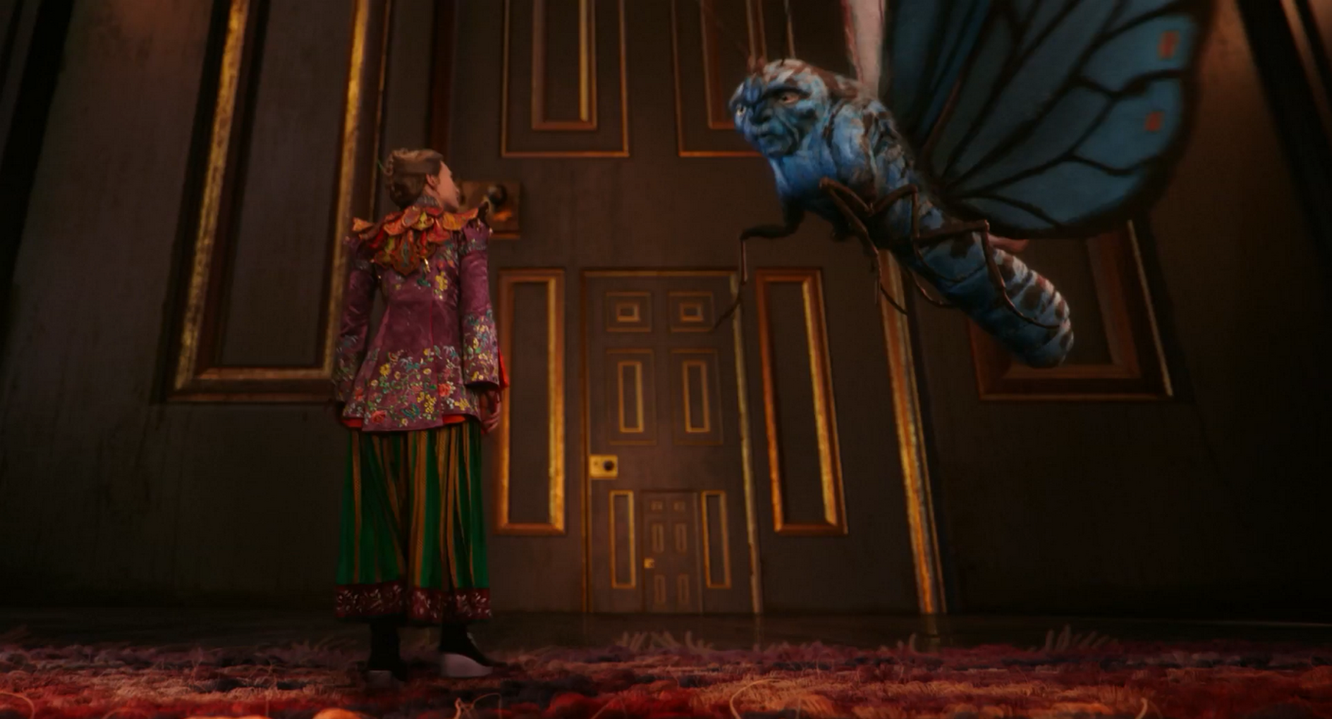Alice Through The Looking Glass Trailer Screencaps Alice Through