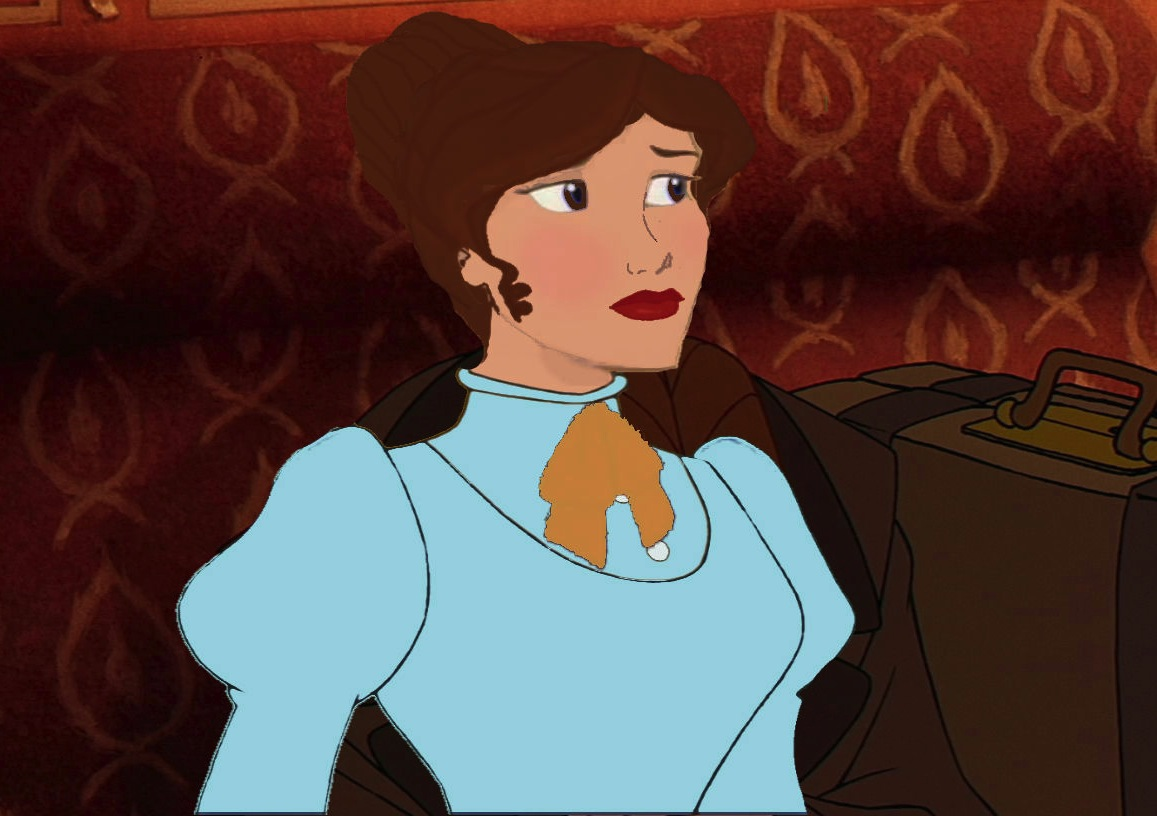 Animated Judy Garland In The Harvey Girls