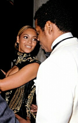 Beyoncé and Jay-Z