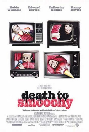 Death to Smoochy movie poster 1
