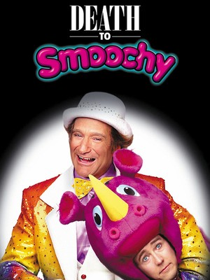 Death to Smoochy movie poster 3