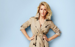 Ellie Goulding Red magazine