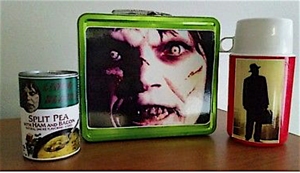 Exorcist Lunch Box