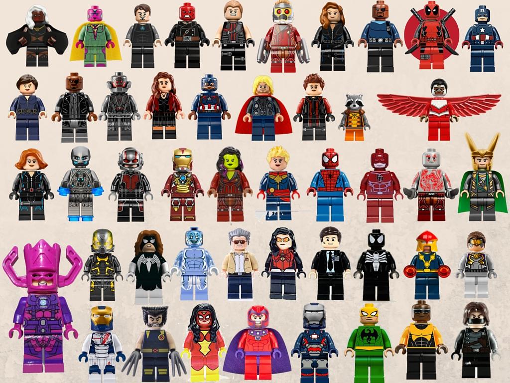 Lego Marvel Wallpaper Marvel Comics Wallpaper 39392191 Fanpop