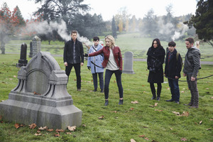 "ONCE UPON A TIME – ""Souls of the Departed"""