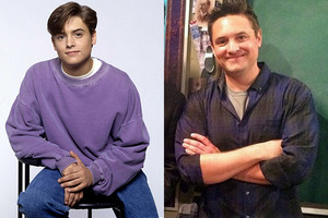 Will Friedle then and now