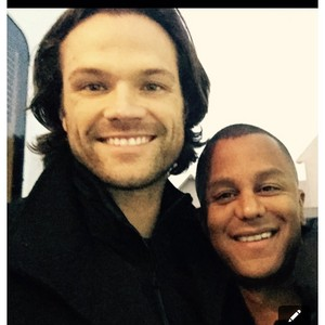 Yanic Truesdale and Jared