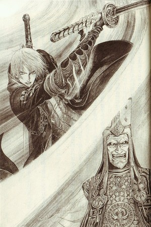 nero and sanctus