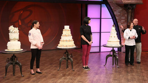 rachael ray's wedding in a week (for britney and hunter) cakes