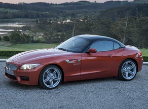 2012 bmw Z4 SDrive 3.5is Roadster